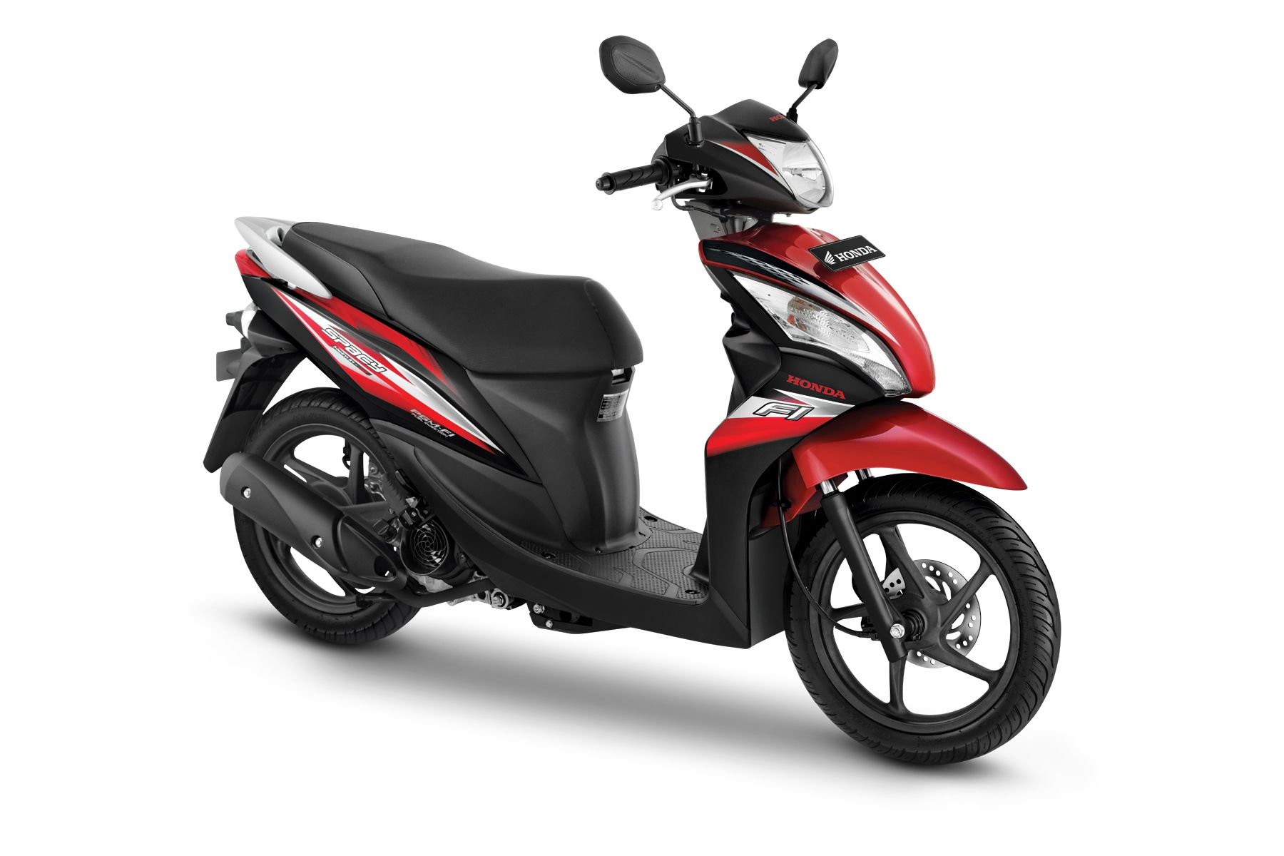 Kumpulan Modifikasi Motor Matic Spacy Terbaru Kampong Motor